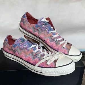 CONVERSE CT OX EGRET/MULTI MEN'S